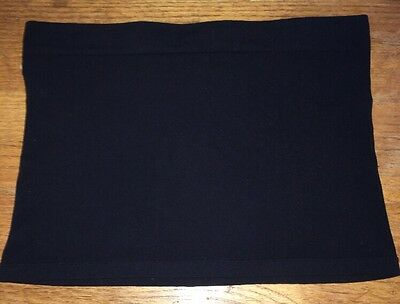 Be Band Maternity Belly Band Lightweight Black Size M/L