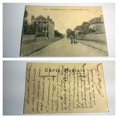 Old french postcard (50)