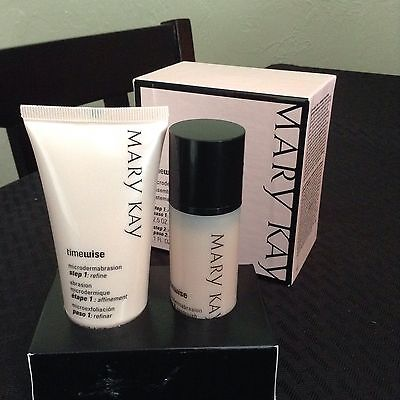 Mary Kay Microdermabrasion Set