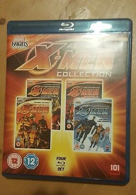 Astonishing X Men BluRay