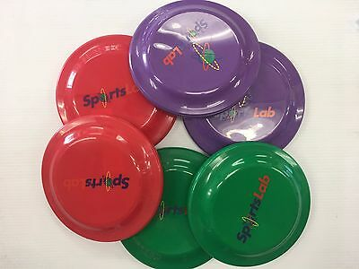 """Lot 6 pcs  Frisbee-Humphrey Flyer- 9""""- Made in USA"""