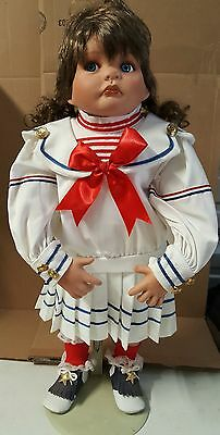 Kathy Smith Ftrizpatrick Doll