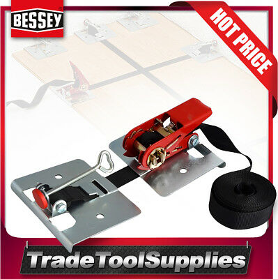 Bessey Floor Clamp System Laminate Parquet Panel Flooring Clamping SVH400