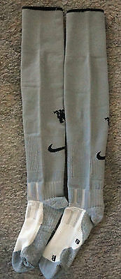 Authentic Nike Manchester United 07/08 Player Issue GK Socks, BNWOT, Size S