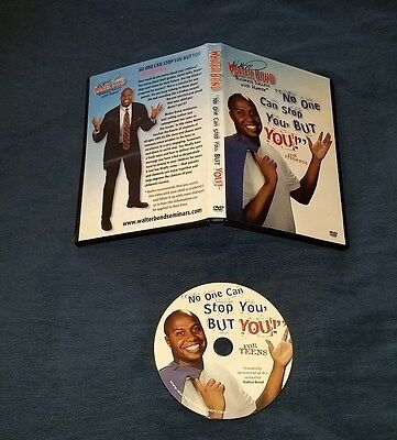 Walter Bond: No one can stop you but you (For Students) business success DVD