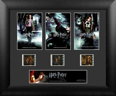 Harry Potter and the Goblet of Fire Limited Edition Film Cell Trendsetters