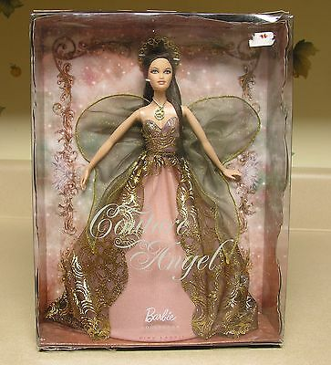 2011 Mattel COUTURE ANGEL Barbie Doll Pink Label Holiday Collector Fashion T7898