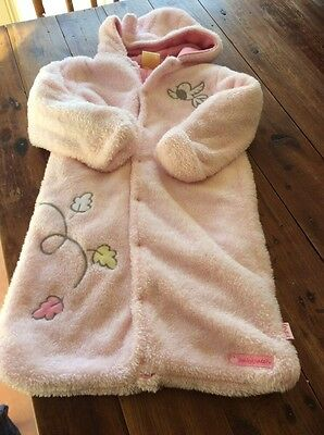 Pumpkin Patch Sleeping Bag Size 0 - 3 Months Brand-New Without Tags Baby Girls