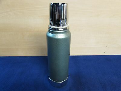 Vintage Aladdin Stanley Stainless Steel Quart Thermos A-944C  Dated 78  Usa