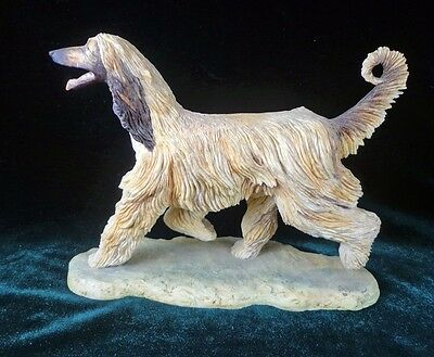 Afghan Hound Border Fine Arts  Scotland 1983 Ayres Dog figurine