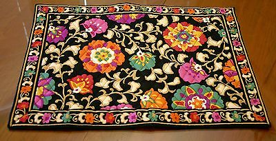 Vera Bradley Suzani Placemats Set of 4 Excellent Condition