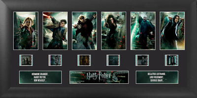 Harry Potter and the Deathly Hallows Deluxe Limited Edn Film Cell Trendsetters