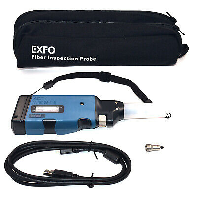 EXFO FIP-425B  Fiber Video Inspection Probe Fiberscope