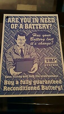 battery start up bussiness for sale