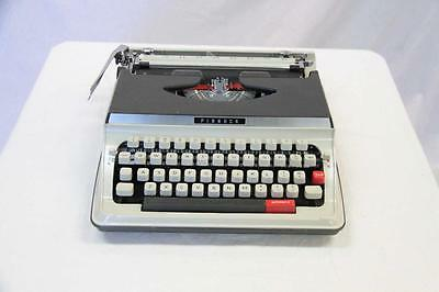 Pinnock Portable Typewriter #12343