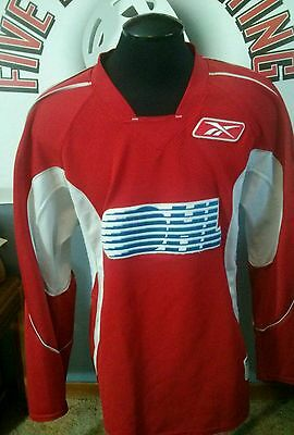 Ottawa 67's red OHL practice jersey OHL CHL