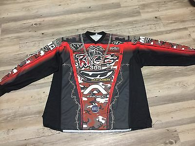 Miami Rage Pro Paintball Jersey