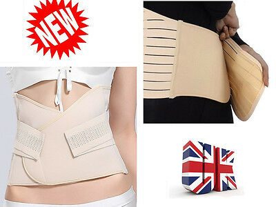 New Postpartum Support Recovery Belt C-Section Girdle Belly Tummy Shapewear Band