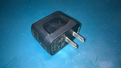 Genuine OEM Motorola DC4050US0301 USB AC Wall Travel Charger 5.1v (850mA) #0037