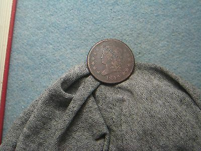 1813 Large Cent!! VF Detail! (135)