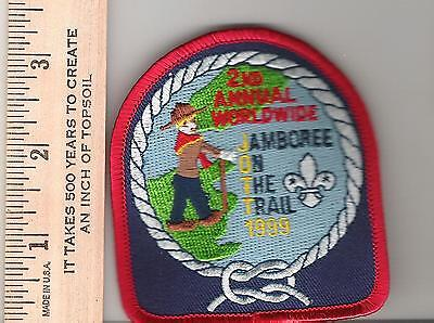 SB64) Scouts Canada - Jamboree on the Trail - 2nd Annual 1999