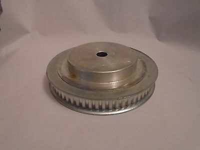 New Aluminum Alloy Xl Type 60 Teeth 9Mm Bore Dia. Double Flanged Drive Pulley