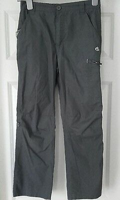 Craghoppers Age 9-10 Solar Shield Trousers
