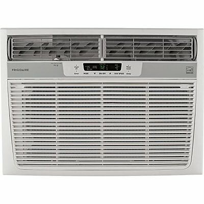 18,000 BTU Window Air Conditioner, Electronic Controls, 2016 Energy Star, 230v