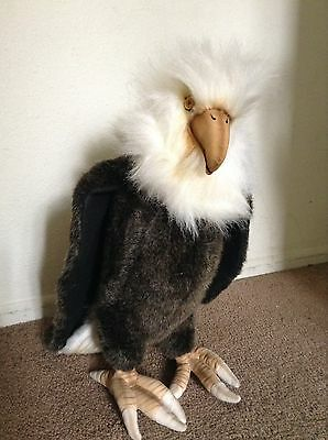 "STUFFED PLUSH America Eagle 18"" Inches"
