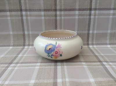 RARE Early Poole Pottery Traditional BF Pattern Handpainted Bowl (956)