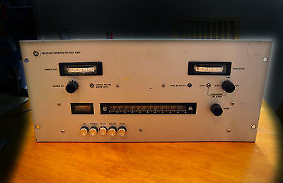 AWA Broadcast Monitor Receiver BMR-1 Type 1C66399