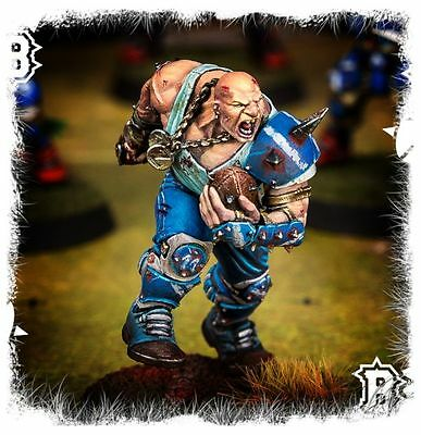 Blood Bowl The Mighty Zug Star Player (Forgeworld/Games Workshop)