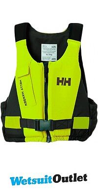 2017 Helly Hansen 50N Rider Vest / Buoyancy Aid Fluro YELLOW 33820