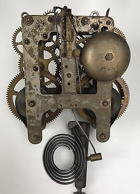 A William Gilbert Clock Movement