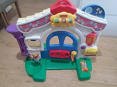 Fisher Price Learning Home - Toy Door for kids
