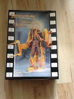 Halcyon Aliens Class 2 Power Loader with RIPLEY 1/12 scale Movie Classics Model
