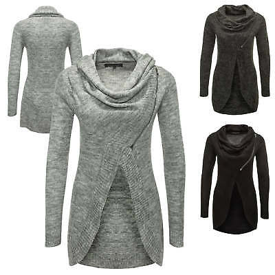 Only Damen Cardigan Strickjacke Pullover Pulli Leichte Jacke Color Mix - %