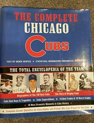 chicago cubs book