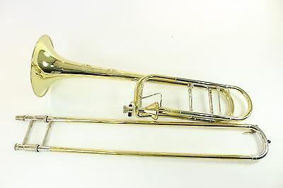 S.E. Shires Custom Trombone 1Y Bell Axial Flow Valve TB47-62 Slide QuinnTheEskim