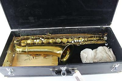 Conn 10M Professional Tenor Saxophone ROLLED TONE HOLES QuinnTheEskimo