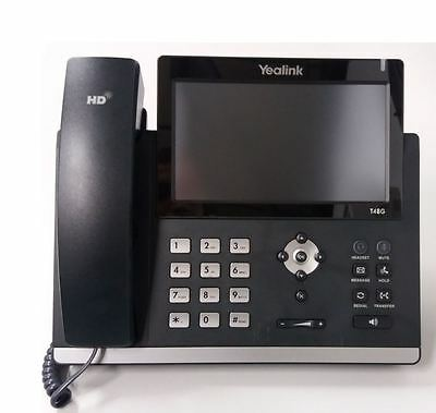Yealink T48G IP Phone with Warranty.  VAT & Delivery included