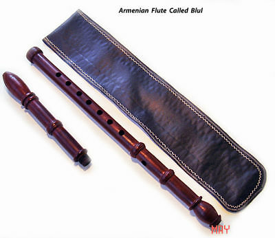 Armenian PRO FLUTE BLOUL BLUL NEY CASE Duduk VIDEO - Nay Balaban Oboe Zurna NEW