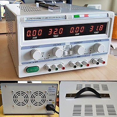 Stabilized DC Linear Bench Power Supply Variable Output 0 30V 10A 60V 5A
