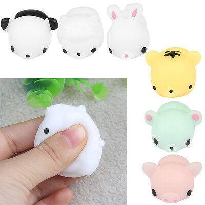 Small Anti Stress Ball Adhd Reliever Autism Moody Fidget Kugel Squeeze Spielzeug
