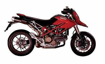 Ducati Hypermotard 1100 & 1100S Workshop Service Repair Manual On Cd 2008 - 2010