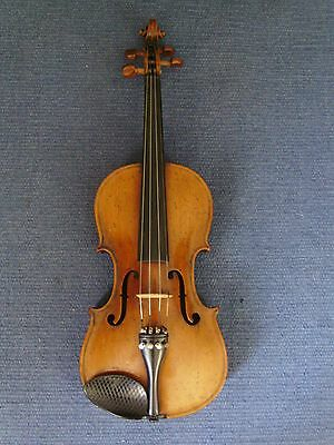 Antique German Violin around 1880