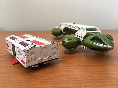 Dinky Space 1999 Eagle transporter 1974