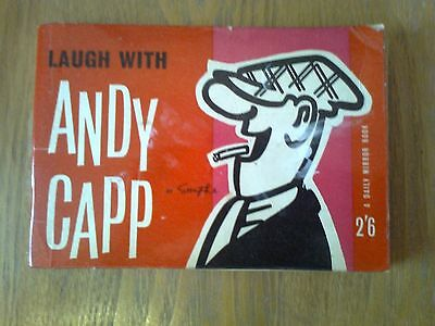 Andy Capp Book Daily Mirror Limited.