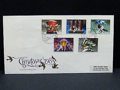 First Day Cover – Christmas 1983