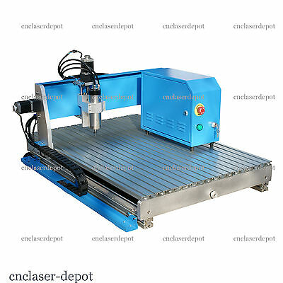 """Sales! New 800W CNC Router Engraver Drilling Milling Machine 6090 24"""" x 35"""""""